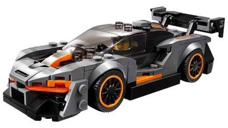 McLaren Senna, quella per tutti è di Lego