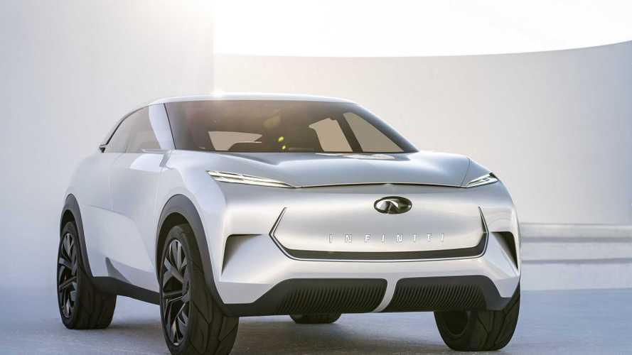 Nissan ajudará a Infiniti a tornar 100% da frota eletrificada até 2025