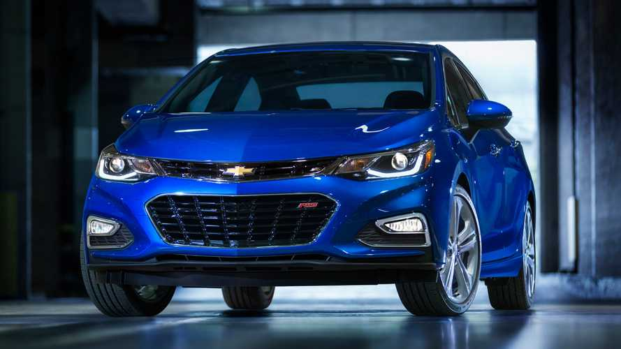 Not Into SUVs? Chevy Cruze Now Up To $3,000 Cheaper