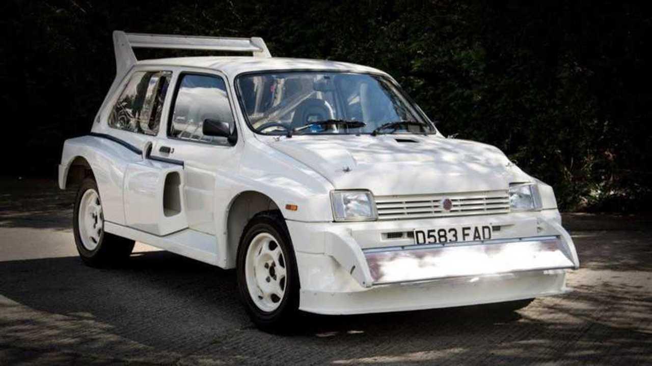 1987 MG Metro 6R4