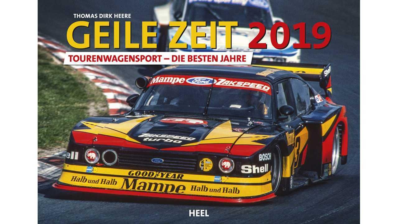 Kalender: Geile Zeit 2019