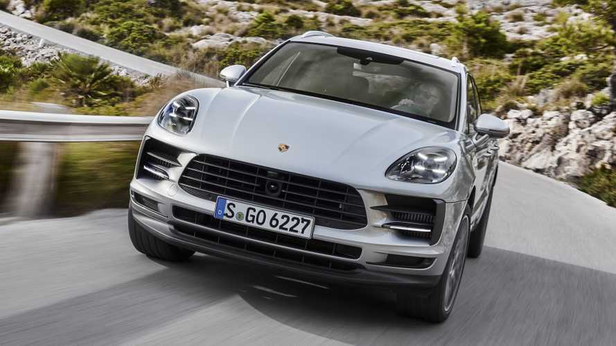 2019 Porsche Macan S detailed in official videos