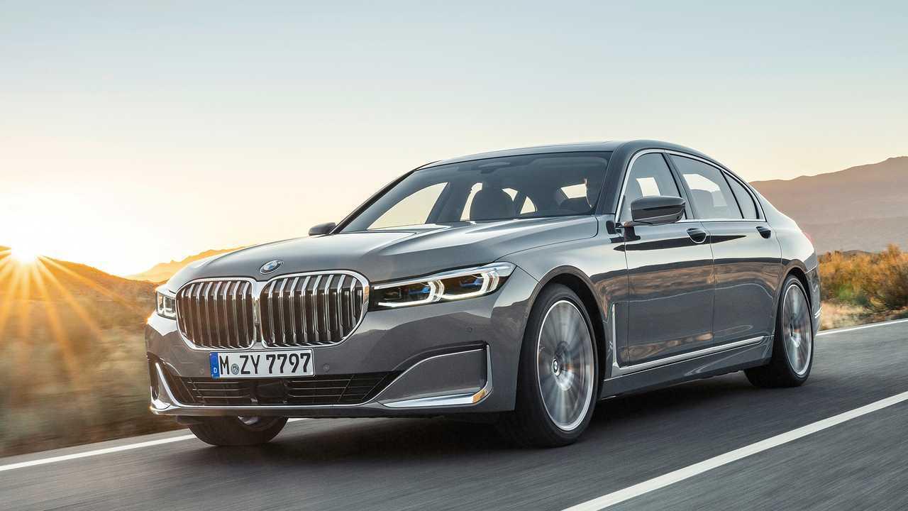 BMW 745e, 745Le und 745Le xDrive