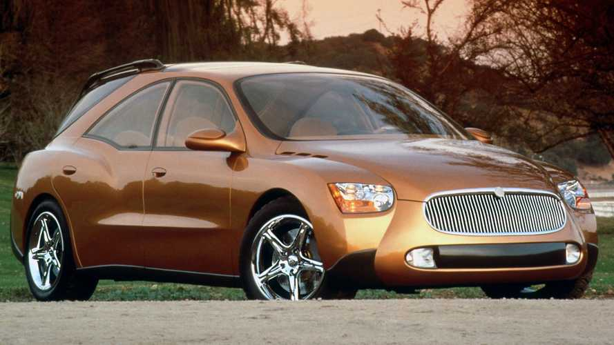 Vergessene Studien: Buick Signia (1998)