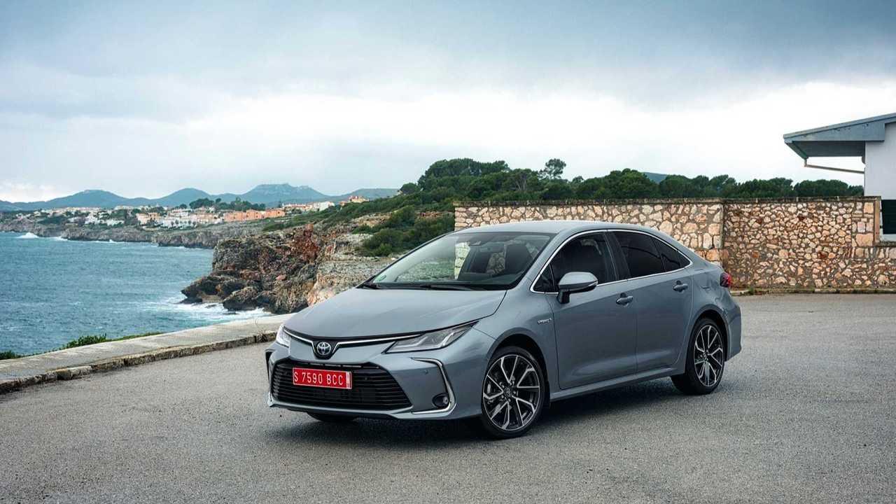 Toyota Corolla Hybrid 2019