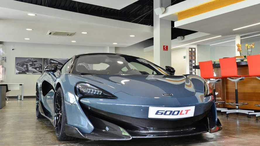 McLaren 600LT é lançado no Brasil por R$ 2,7 milhões