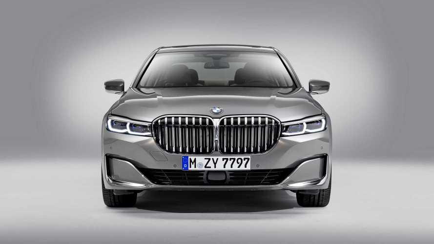 BMW Série 7 poderá perder motores V8 e V12 na próxima geração