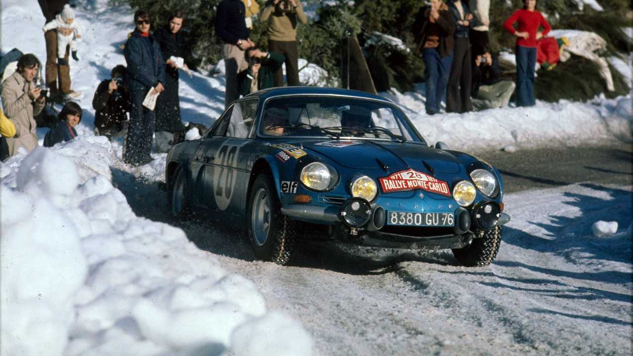 Alpine A110 old and new