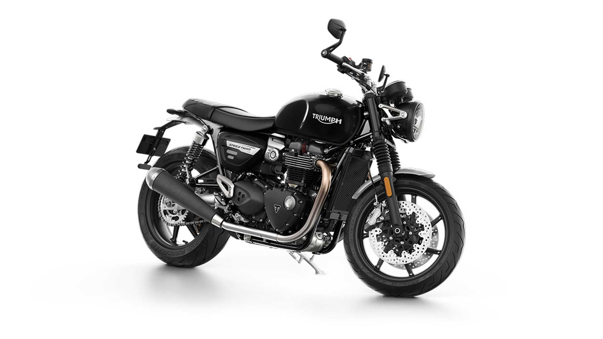 2019 Triumph Speed Twin Everything We Know