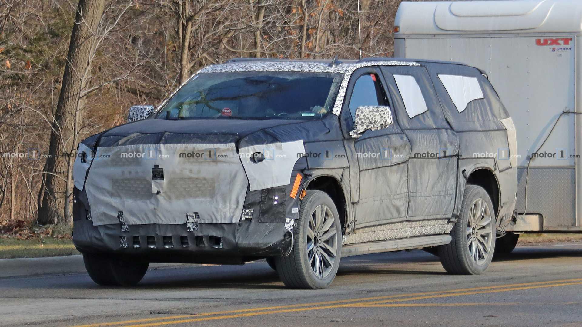 2020 Cadillac Escalade And Escalade ESV Rumors >> 2021 Cadillac Escalade Reportedly Has Huge Touchscreen