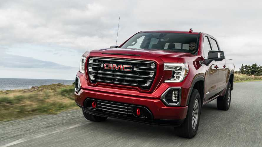 GMC Sierra AT4 Gains Muscle With New Off-Road Performance Package