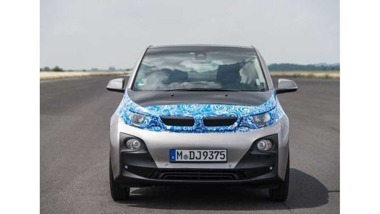 BMW i3 Official Pics-a-Plenty