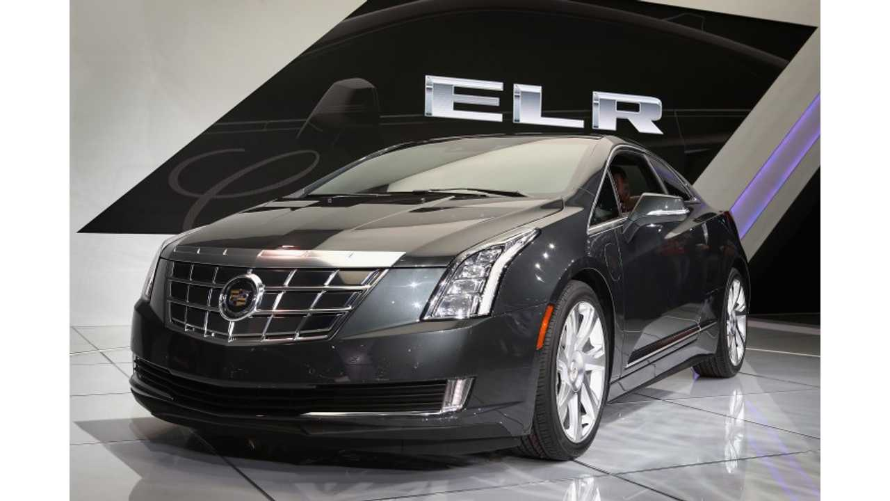 Car And Driver Lists Cadillac ELR as 1 Of 25 Cars Worth Waiting For