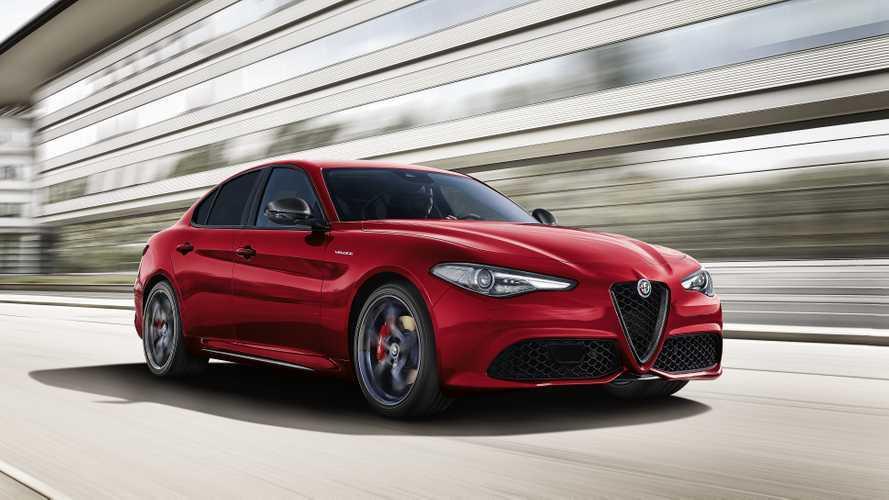 Alfa Romeo Giulia Veloce TI - La