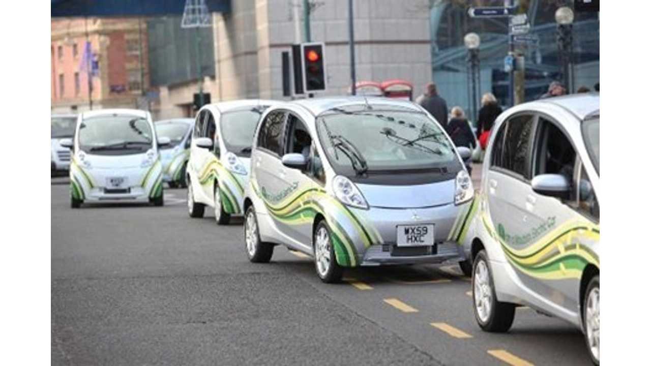 UK EV Trial Reveals That ... EVs Are Easy to Use And Offer Sufficient Range For Daily Needs
