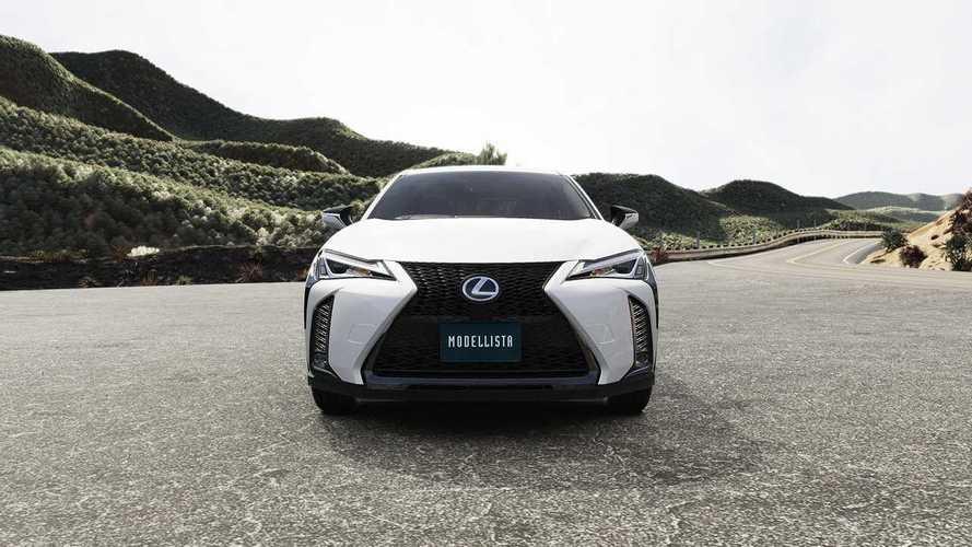 Lexus UX by Modellista