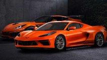 Mid-Engined Corvette Comparison