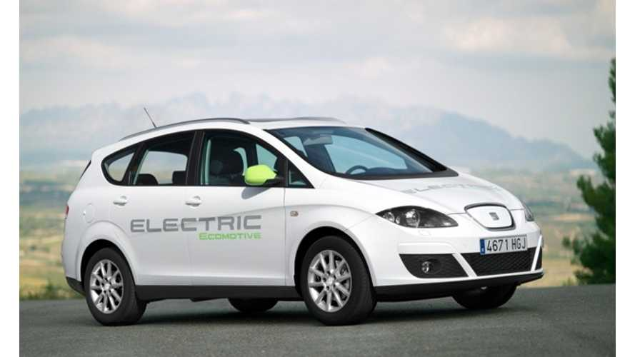 Electric Vehicles Slowly Catching on in Spain