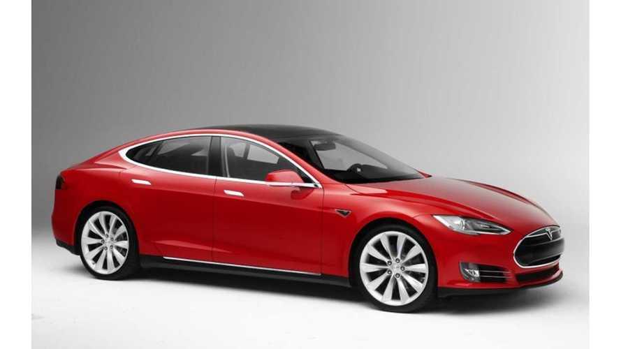 Las Vegas' Project 100 Adds 100 Tesla Model S Sedans to Innovative Transportation Sharing Fleet