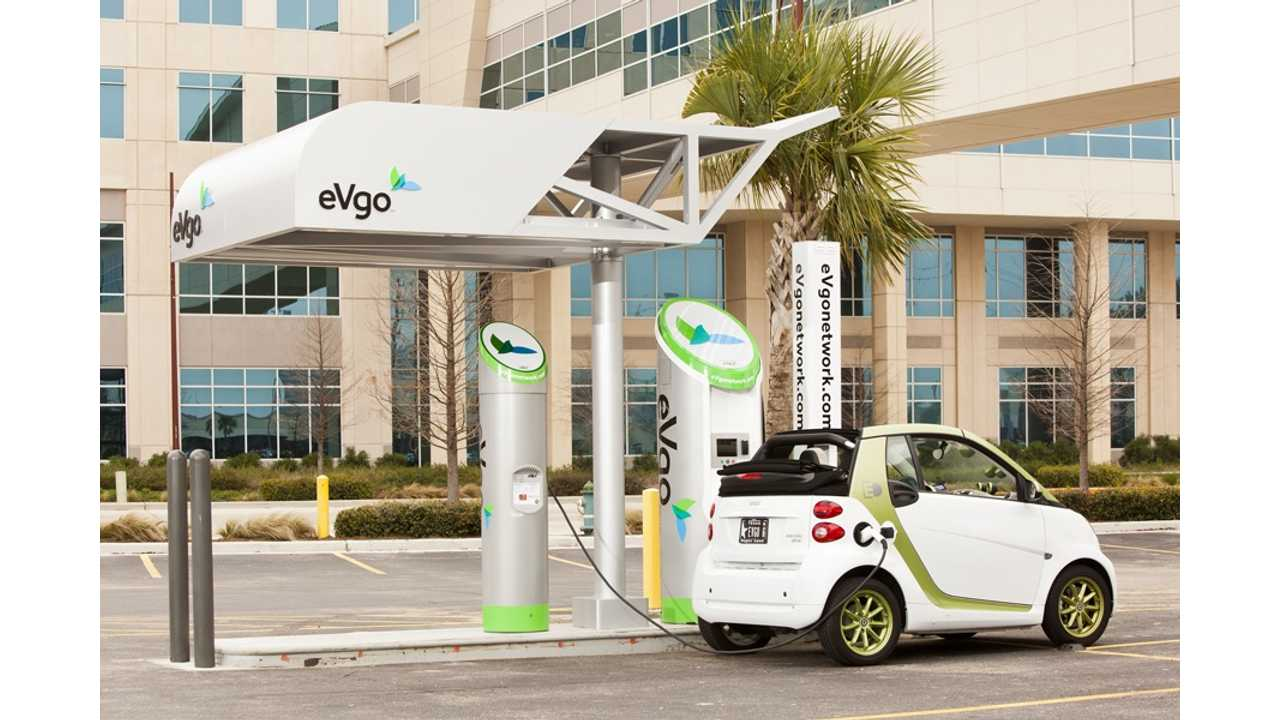California Bill To Make Public Charging More Accessible