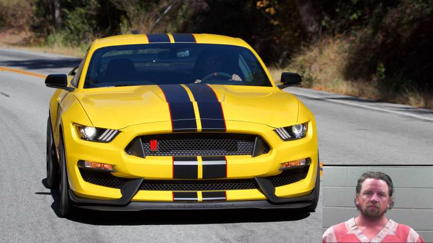 Mustang Shelby GT350 driver livestreams 185 mph run, gets arrested