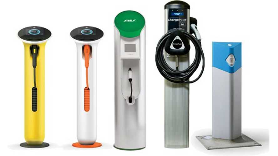 EVSE Market to Grow by Compound Annual Rate of 35% From 2012 Through 2016