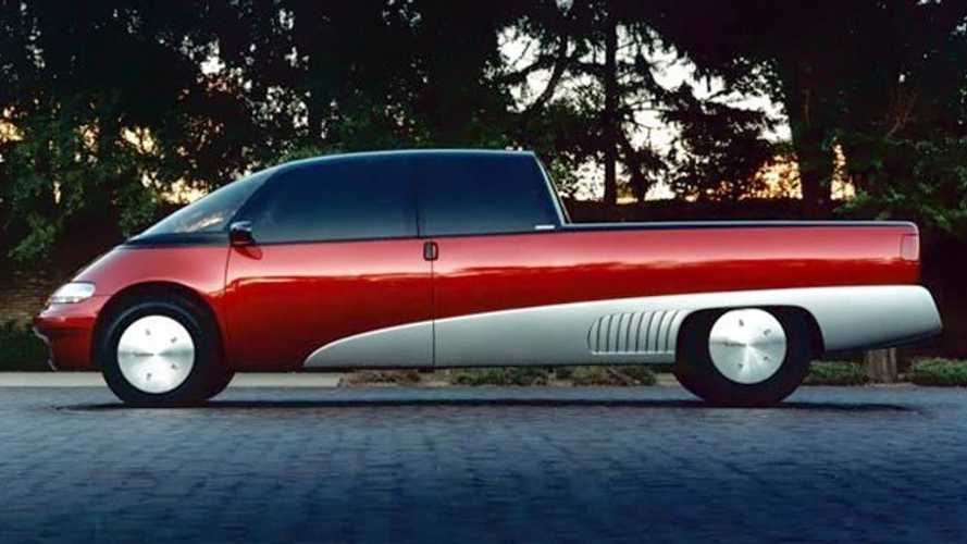 1988 GMC Centaur: Concept We Forgot