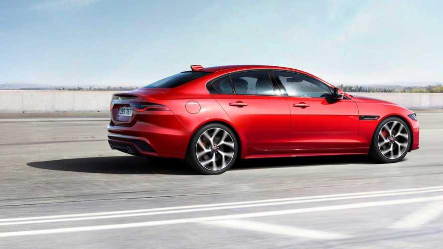 В России остался только один седан Jaguar – и тот надо заказывать