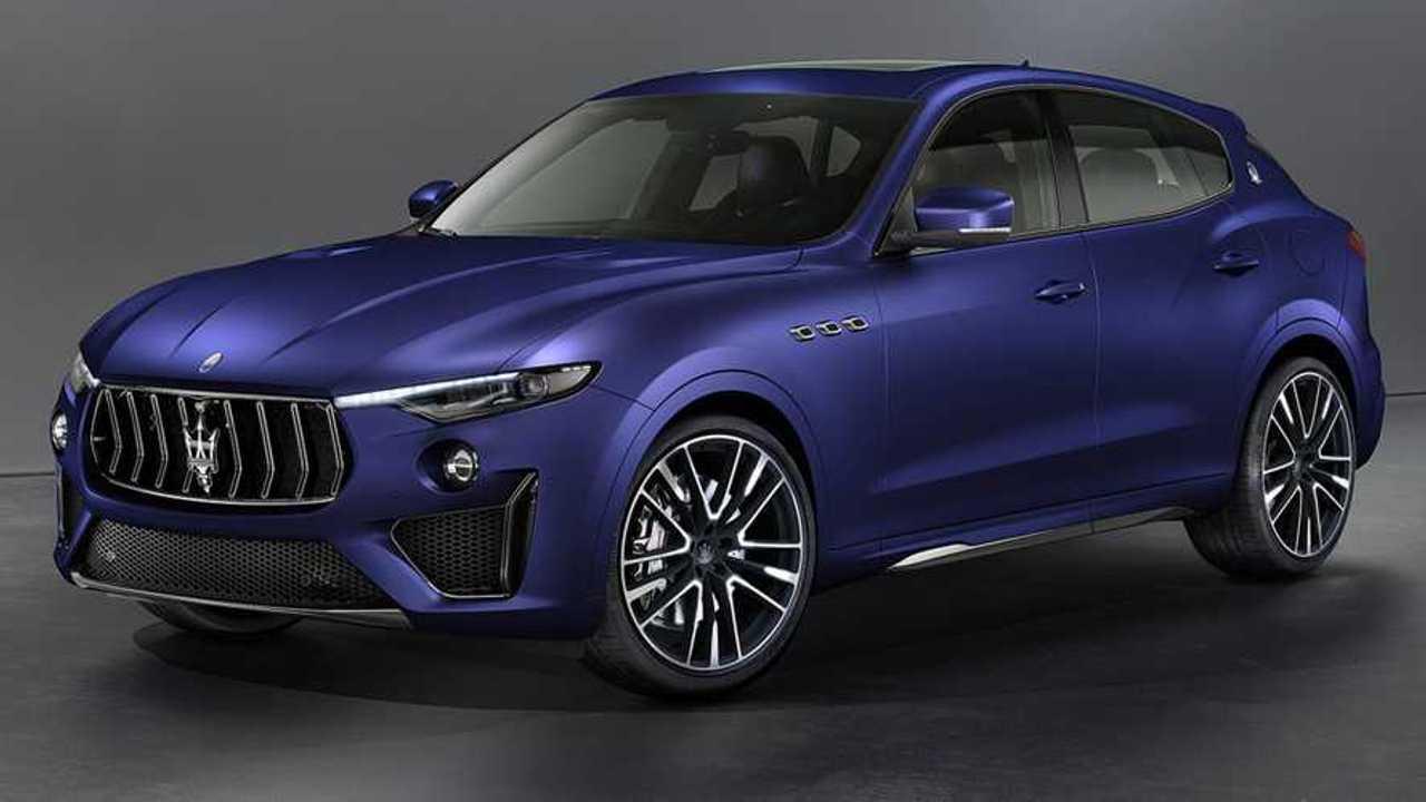 Maserati en el salón de Ginebra 2019