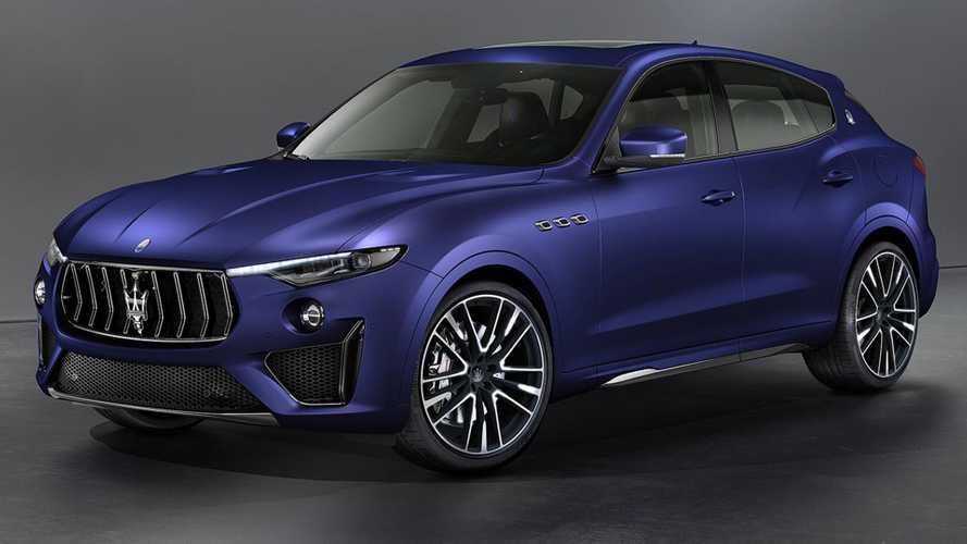 Maserati Levante Trofeo Launch Edition Debuts Stylish Look