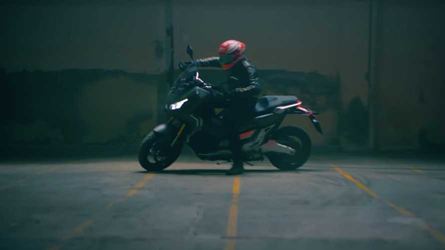 Watch Marc Marquez Create Music With A Honda X-ADV