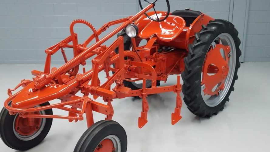 The 1940s Tractor That (Sort Of) Rivals Modern Supercars