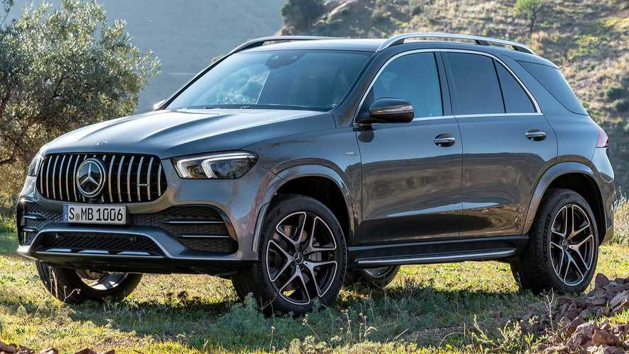 Spend 12 minutes with the first-ever Mercedes-AMG GLE 53
