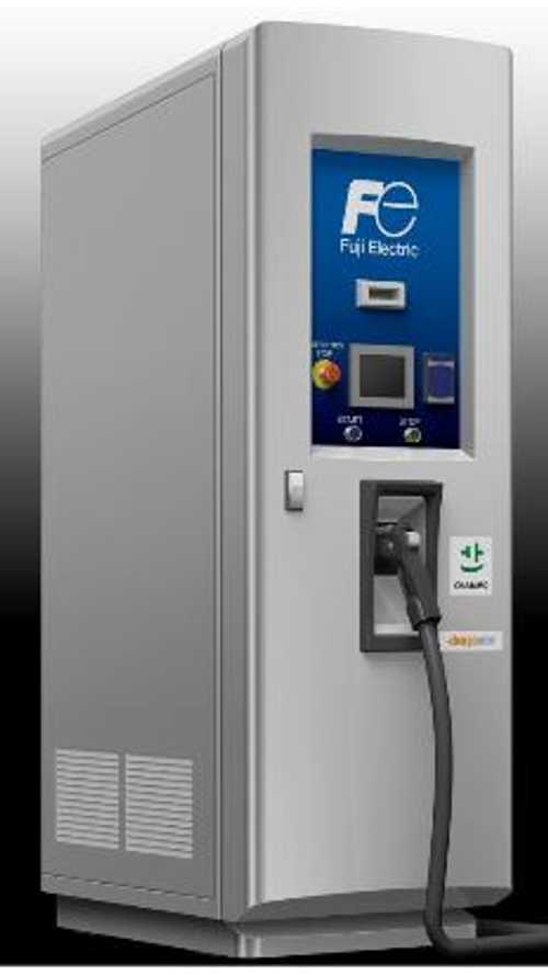 Fuji Now Offering $0 Down, 0% Financing on DC Quick Chargers in US