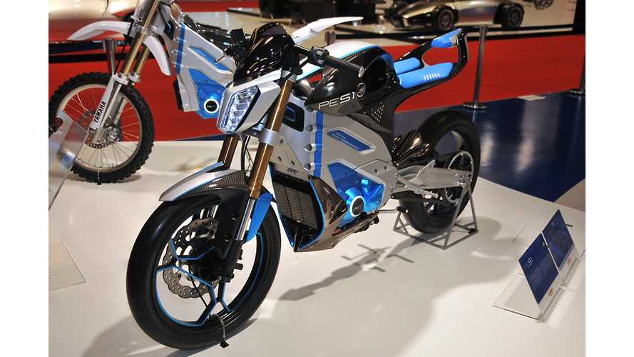See All of Yamaha's Electric Two Wheelers That Hit the Tokyo Motor Show Stage (Photos and Videos)