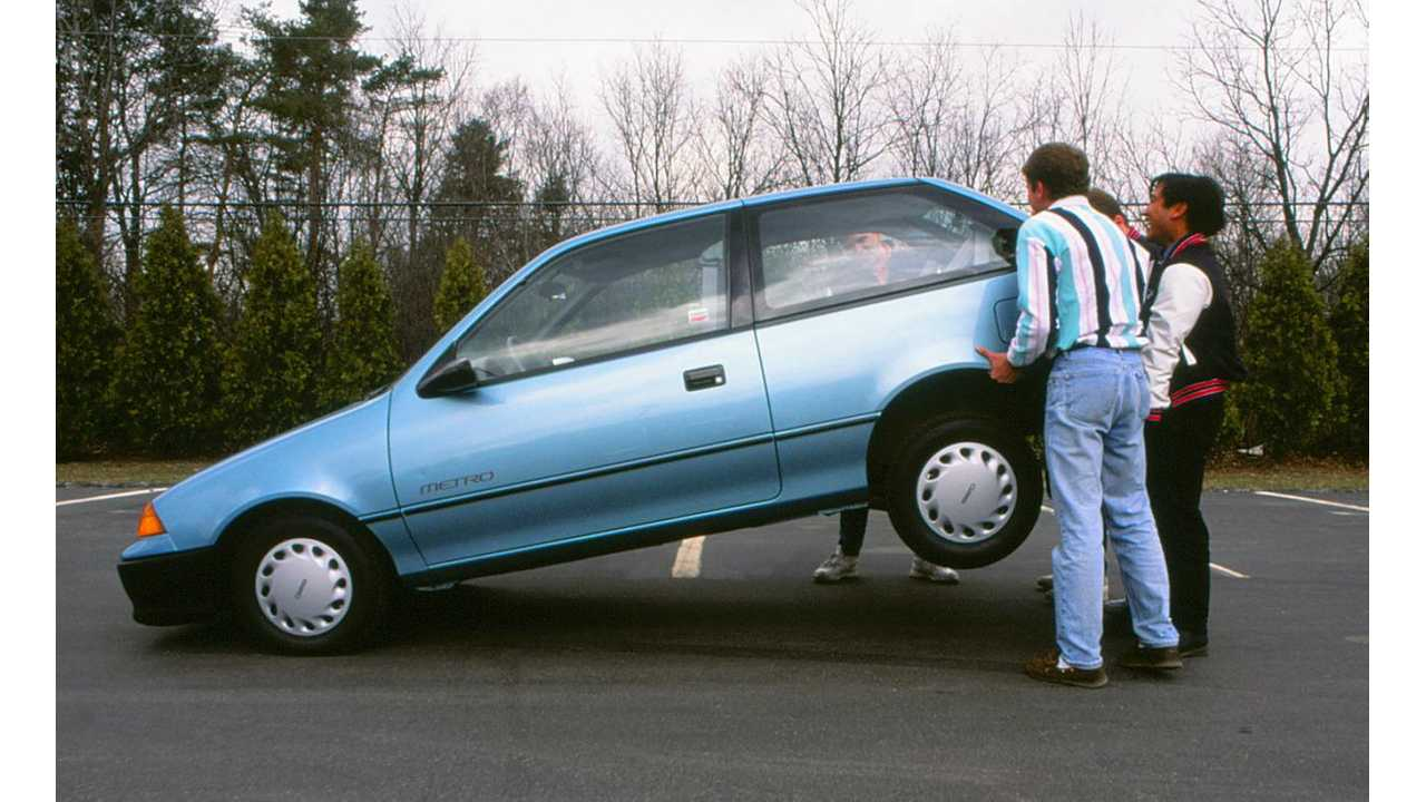 It Is Not Just About The Weight Of A Vehicle (photo via Car & Driver)