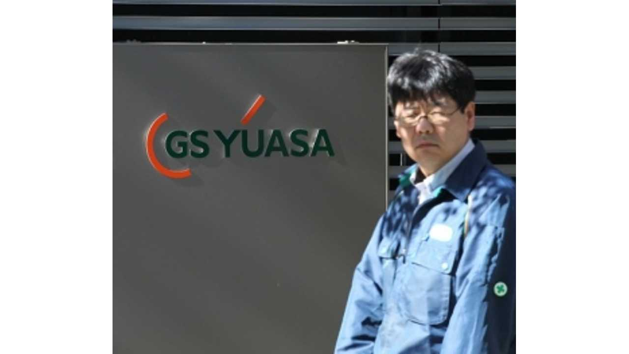 GS Yuasa Reports $30 Million Loss Over Faulty Batteries Supplied to Mitsubishi for i-MiEV and Outlander PHEV