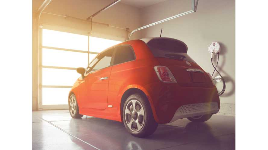 AeroVironment Selected by Fiat as Preferred Provider of Home Charging Stations for Fiat 500e