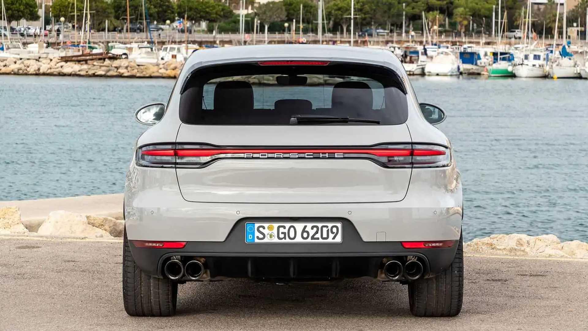 Porsche Macan 2019 Estreia Novo Motor 3 0 V6 Turbo Na Versao S