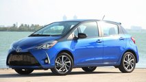 2018 Toyota Yaris Liftback SE: Review