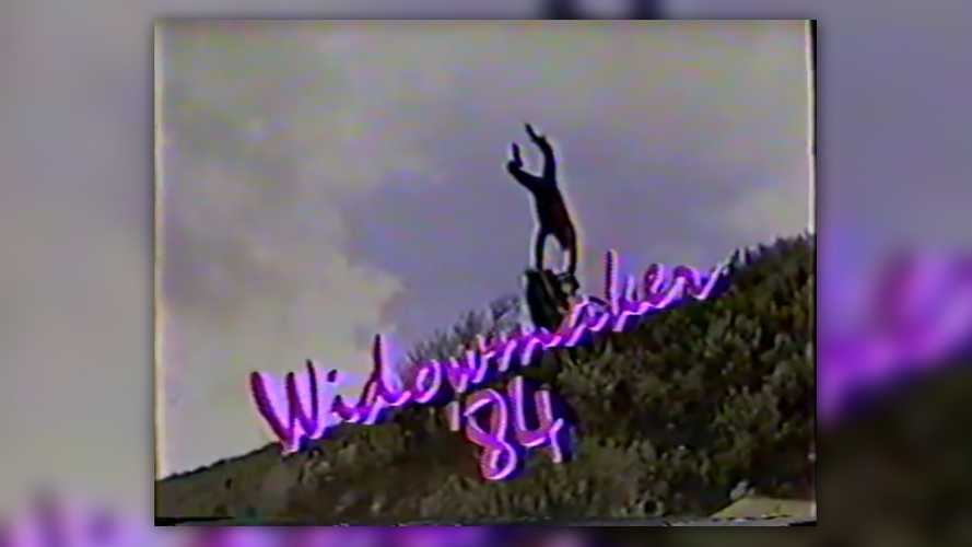 Dust, Bikes, Mustaches: It's The '84 Widowmaker Hill Climb