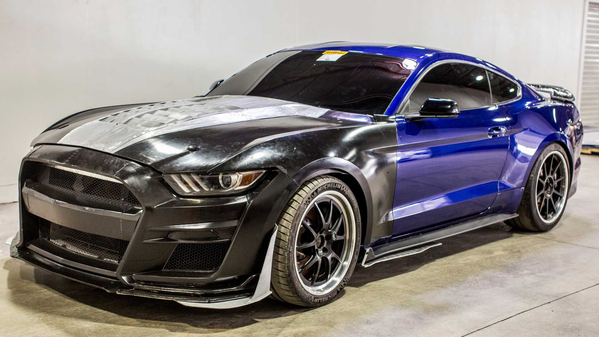 Here's Why New Mustang Doesn't Share Its Face With Shelby ...