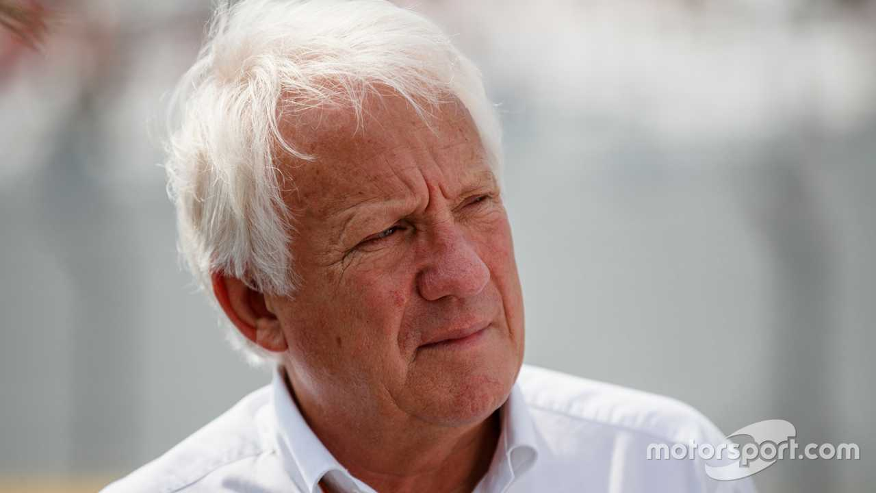 Charlie Whiting Race Director of FIA