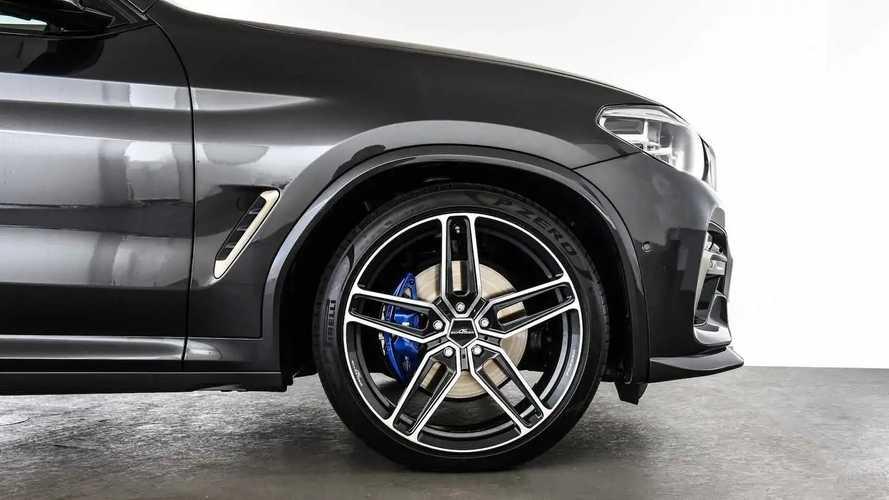 AC Schnitzer Modifiyeli BMW X4