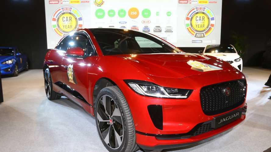 El Jaguar I-PACE 2019, elegido Coche del Año en Europa