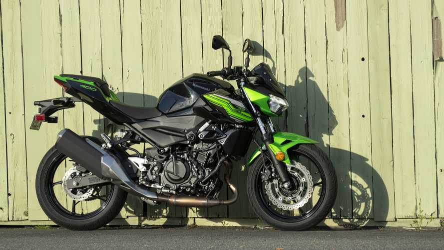First Ride: 2019 Kawasaki Z400