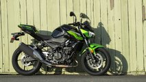 2019 kawasaki z400 ride review