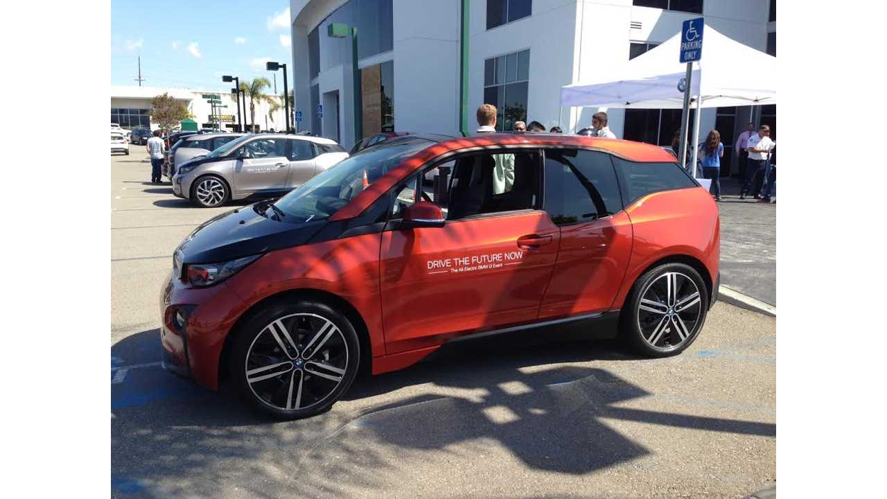 BREAKING: BMW i3 BEV Gets Official EPA Rating - Range 81 Miles, 124 MPGe Combined