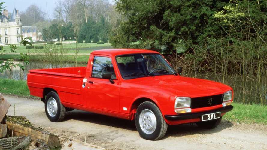 Derivate Peugeot anni '70-'80