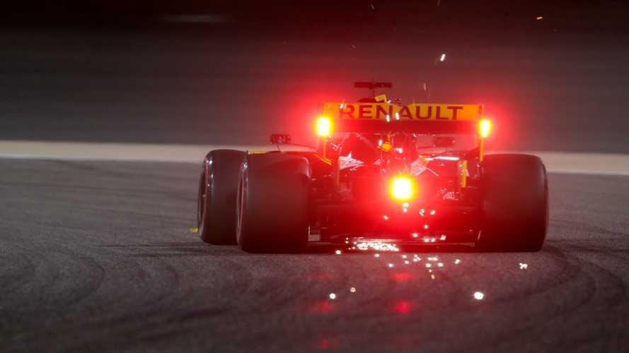 Éviter l'électrocution, la triste fin de GP de Ricciardo